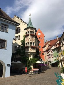 città alta Meersburg