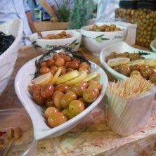 degustazione di olive