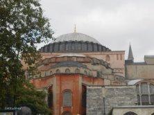 retro Santa Sophia