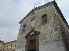 chiesa a Calcata