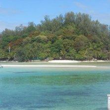 isole parco Sainte Anne