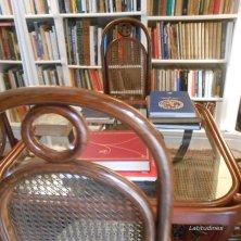biblioteca del giardino