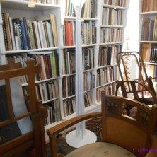 biblioteca dell'angelo