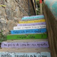 scala dipinta