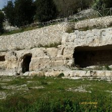 Parco Archeologico Cava D'Ipica Il Ginnasio