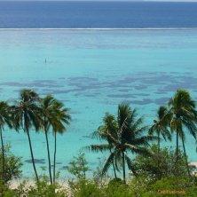 veduta oceano Pacifico