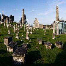 Clonmacnoise monastero