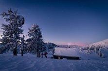 inverno parco naturale Villach