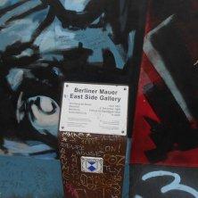 Berlin Mauer East Gallery