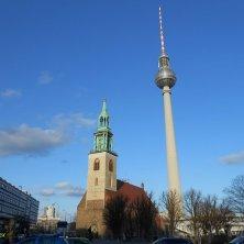 la torre e la Marienkirke