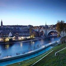 Berna e il fiume