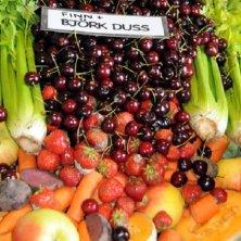 frutta per gli orsi