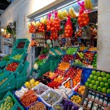 negozio di frutta e verdura