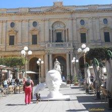 piazza a La Valletta