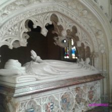 tomba di Katherine Parr