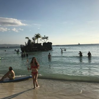Spiaggia di Boracay