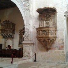dentro la cattedrale