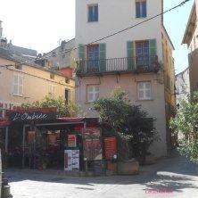 nel borgo di Saint Florent