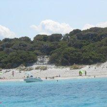 spiaggia vicino Saint Florent