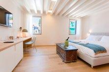 Casa Burano, albergo diffuso in sitle contemporaneo