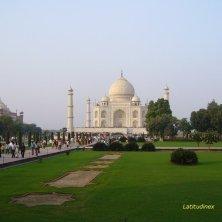 accesso al Tai Mahal