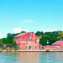 cascina di caccia sull'isola di Torcello