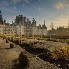 Les-jardins-à-la-française-domaine-national-de-Chambord-Léonard-de-Serres