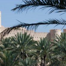 Forts and castles - External view_ Nakhal Fort, Nakhal, Al Batinah, Oman