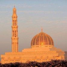 Mosques - Sultan Qaboos Grand Mosque, Bawshar, Oman