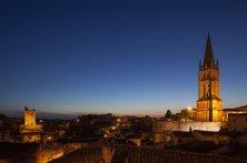 Saint Emilion notturno