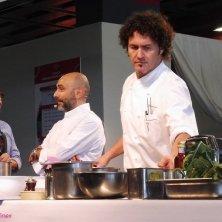Stefano Baiocco e Antony Genovese sul palco di Bordeaux So Good