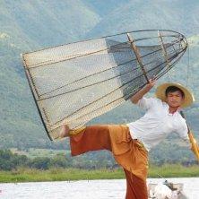 equilibrista pescatore