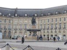 fontana piazza della Borsa