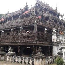 monastero teak palazzo reale