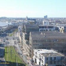 panorama su Bordeaux
