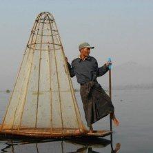 pescatore in posa