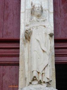 statua di Saint Emilion