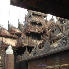 tempio di teak