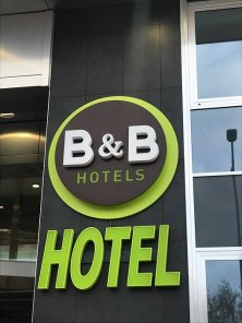 B&B Hotel Roma Fiumicino Logo