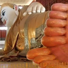 Buddha senza impalcature