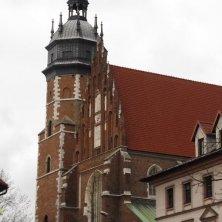 Corpo Christi a Cracovia