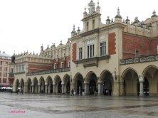 Mercato dei Tessuti Cracovia