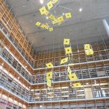 biblioteca centro culturale