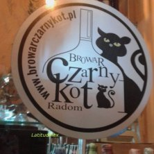 birreria con insegna di gatti a Kazimierz