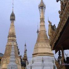 guglie della Shwedagon