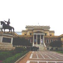 in giro per Atene