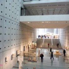 interno Museo Acropoli