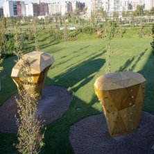 Valencia parco centrale