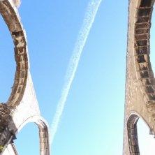 cielo tra gli archi