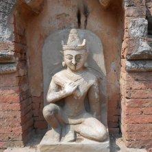 dettagli al tempio